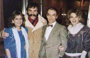 Photo de Nicole, Richard Glenn, Bernard de Montréal et de Pierrette.