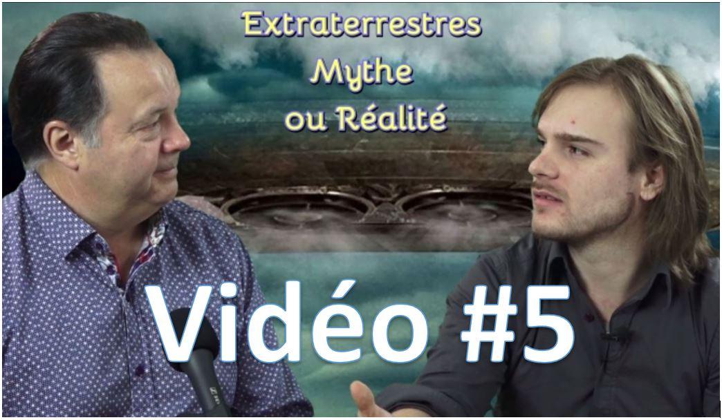 Extraterrestres mythes ou réalité