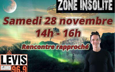 Émission du 28 novembre