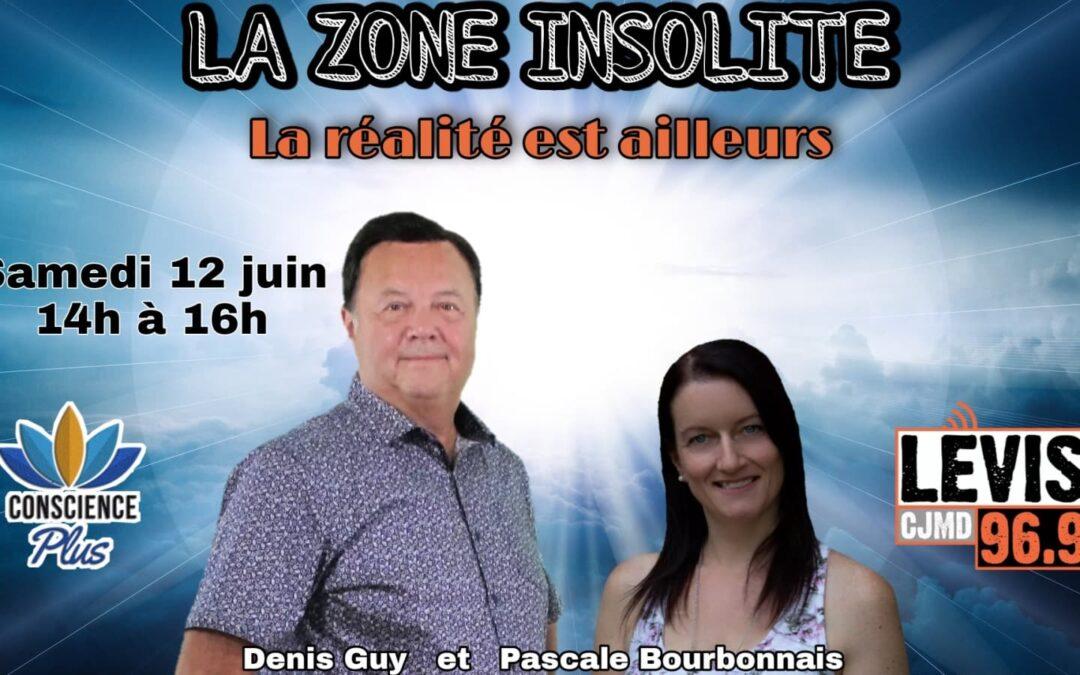 Zone Insolite spécial avant vacances 2021