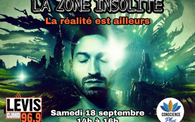 Zone Insolite – Les rêves Lucides